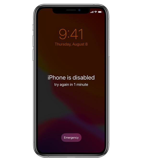 iCloud Unlock from Passcode/Disable Devices
