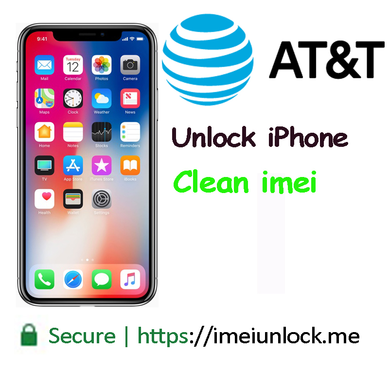 AT&T USA iPhone all model Clean