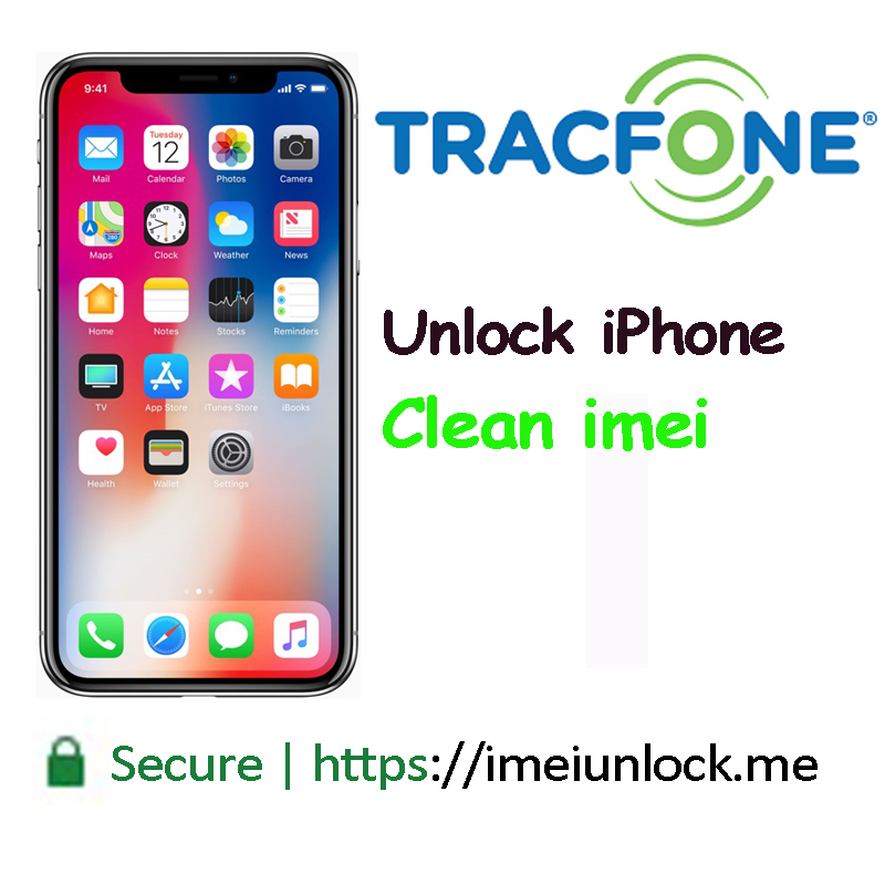 TracFone USA iPhone all model Clean