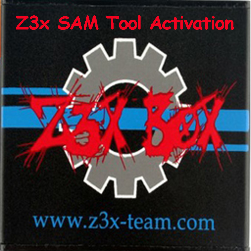 Z3x SAM Tool Activation